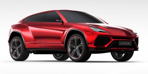 Lamborghini Urus: plug-in hybrid possible after planned 2017 launch