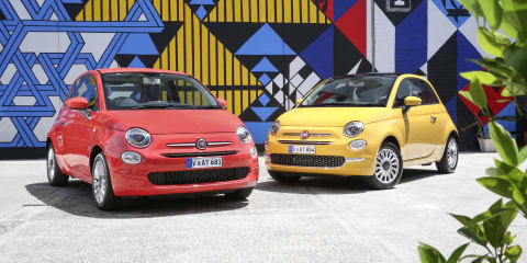 "2016 Fiat 500:: rear-view camera not part of ""perfect outcome"" for updated city car"