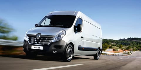 2015 Renault Master van revealed, due here late this year