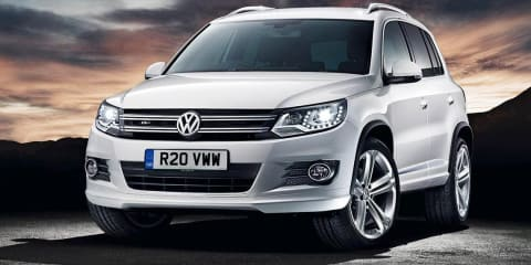 2015 Volkswagen Tiguan: R-Line added, reverse-view camera to be made standard
