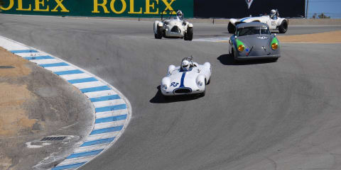 Q&A: Talking with Ron Goodman, 2017 Monterey Motorsport Reunion winner