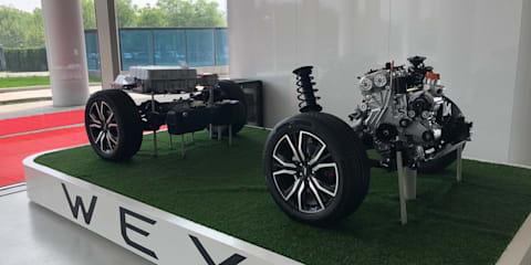 Haval wants world-leading drivetrain R&D