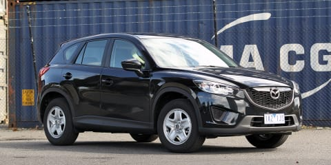Mazda CX-5 Maxx Review