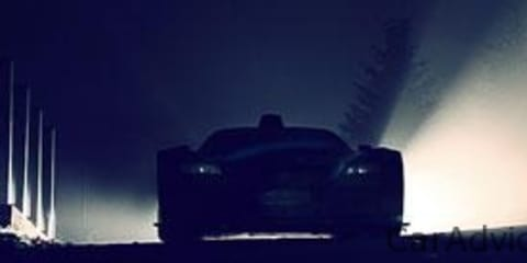 Gumpert teases supercar ahead of 2012 Geneva debut