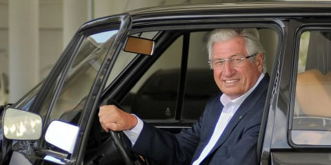 Giorgetto Giugiaro sells remaining shares in design company to Audi