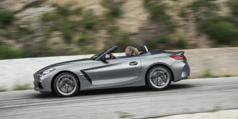 2019 BMW Z4: Full range revealed