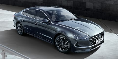2020 Hyundai Sonata: Initial details