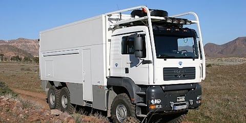 Garbage Truck to 5-Star Luxury Camper