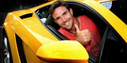Celebrity car wrap: Pietersen speeds, Nick Cave smashes, Jay-Z scores