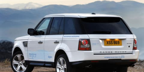 2013 Range Rover hybrid confirmed: report
