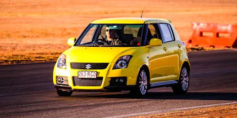 2010 Suzuki Swift Sport review Review
