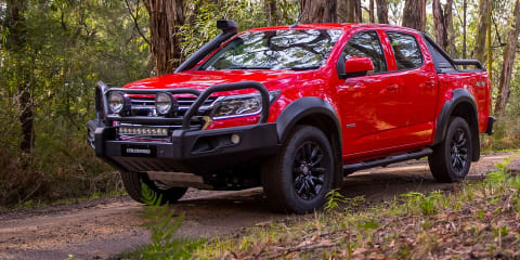 2017 Holden Colorado range lands five-star ANCAP safety upgrade