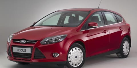 Ford Focus ECOnetic Technology uses just 3.4L/100km