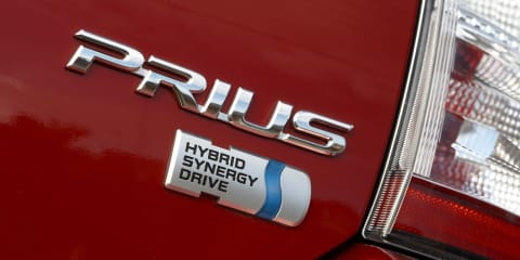 Toyota Prius recall expanded over water pump fault