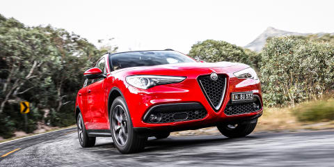 Alfa Romeo Stelvio with rear-wheel drive added to US range, not for Oz