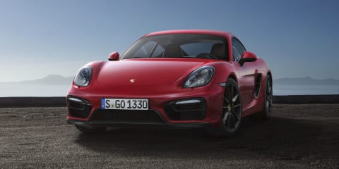 Porsche four-cylinder 'boxer' engine confirmed