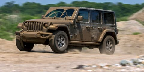 2018 Jeep Wrangler JL review: Quick drive