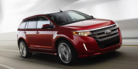 Ford Edge headed for Europe; Australia sticks with Ford Territory