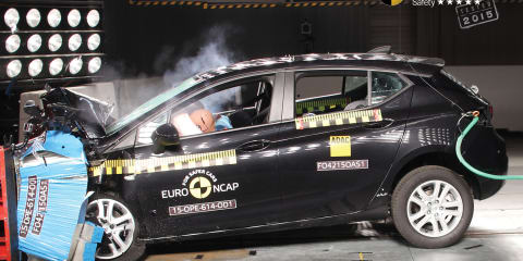 2017 Holden Astra gets five-star ANCAP safety rating