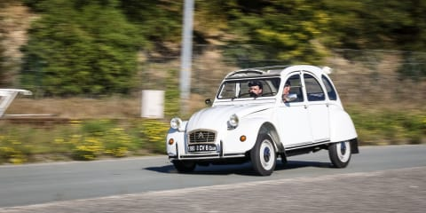 """Citroen design chief says retro cars are """"not really our taste"""""""