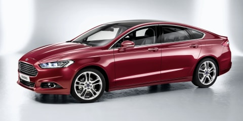 2013 Ford Mondeo makes Australian debut
