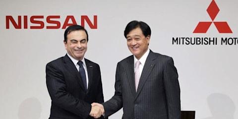 Mitsubishi, Renault-Nissan to build city car; share small, medium sedans