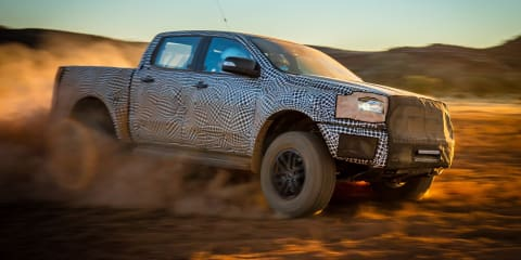 Ford Ranger Raptor confirmed for 2018