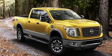 Nissan Titan :: RAM rival not on Australian radar