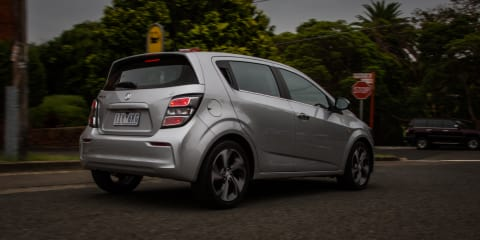 2017 Holden Barina LT review