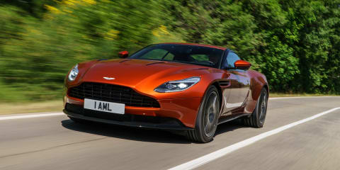 2017 Aston Martin DB11 to make Australian debut at Classic Adelaide Rally