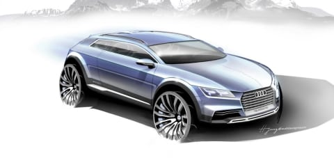 Audi design language poised for a substantial shake-up