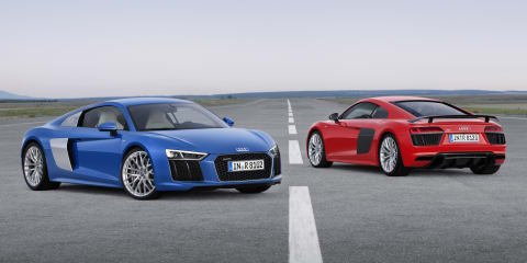 2016 Audi R8 - five interesting facts