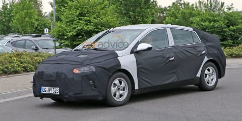 Hyundai Ioniq will be the name of company's Prius fighter - report