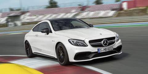 2016 Mercedes-AMG C63 Coupe revealed