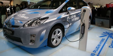 Australia not ready for Toyota plug-in hybrids, marketing chief says