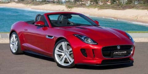 Jaguar F-Type readies for Porsche battle