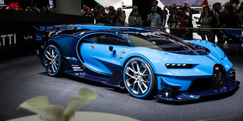2015 Frankfurt Motor Show Gallery