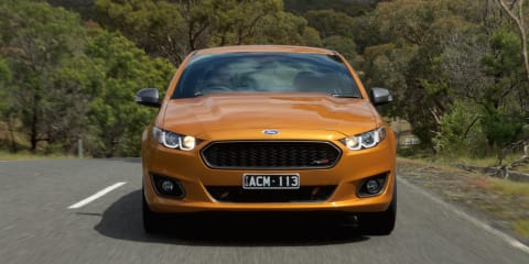 "Ford ""underestimated"" Falcon XR8 demand"