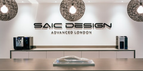 SAIC Motor opens London design studio