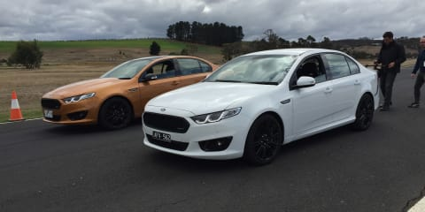 Ford Falcon XR6 and XR8 Sprint almost sold out before officially going on sale