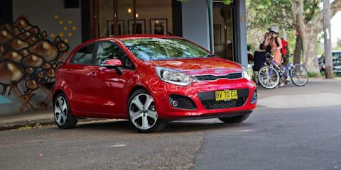 2012 Kia Rio S review