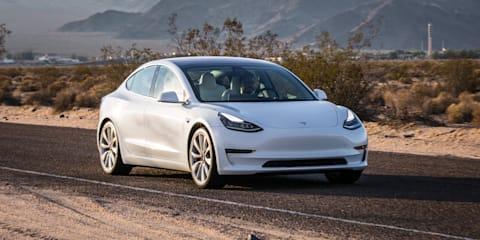 Tesla Model 3 AWD Long Range joins Australian line-up