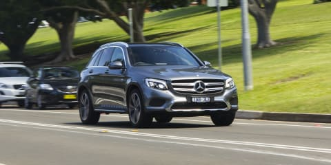 2017-18 Mercedes-Benz C-Class, GLC recalled