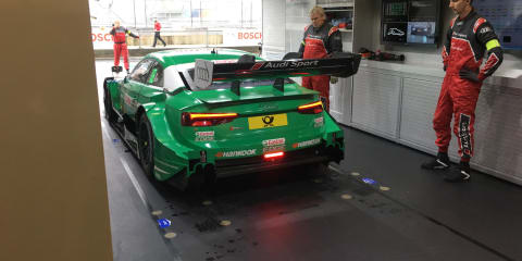DTM Nurburgring: We check out Germany