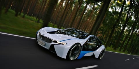 BMW Peugeot Citroen Electrification hybrid joint venture