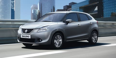 Suzuki Baleno Australian launch confirmed