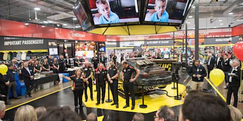 Supercheap Auto 'Customer Experience Centre' opens in Penrith