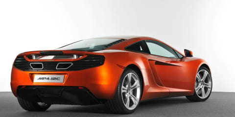 2011 McLaren MP4-12C official performance figures