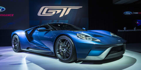 New Ford GT operating system has more lines of code than a Boeing 787 Dreamliner