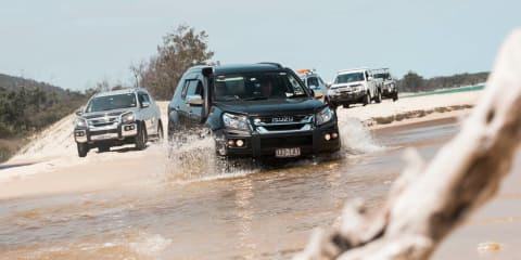 Isuzu Ute launches the I-Venture Club